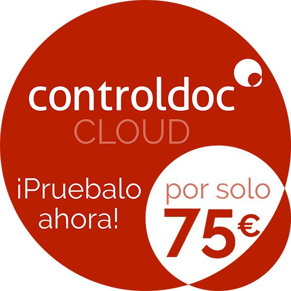 Controldoc Cloud. Pruebalo ahora